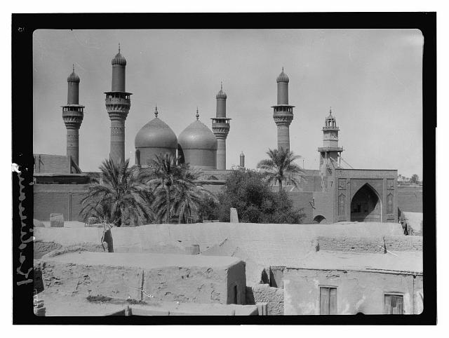 آستان امام موسی کاظم (ع) و امام محمد جواد (ع) در کاظمین