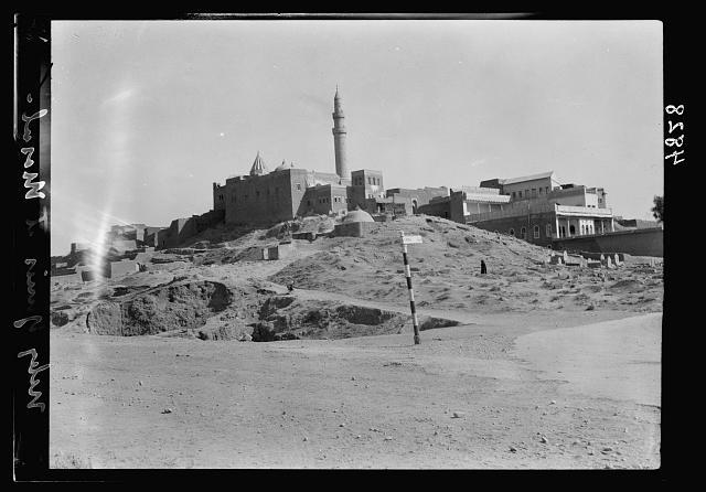 زیارتگاه یونس پیغمبر (ع) در موصل عراق