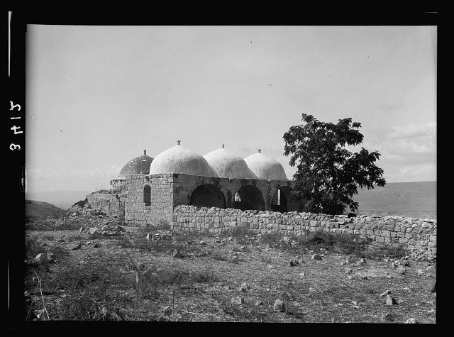 زیارتگاهی در عجلون اردن